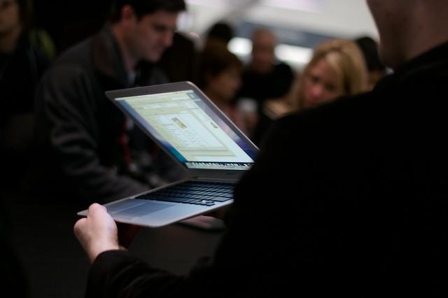 Macbook Air, pt. 4