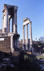 Temple of Vespa, Temple of Castor & Pollux