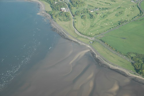 Lothian coast