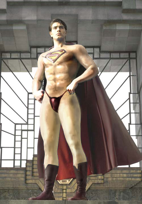Naked Superman