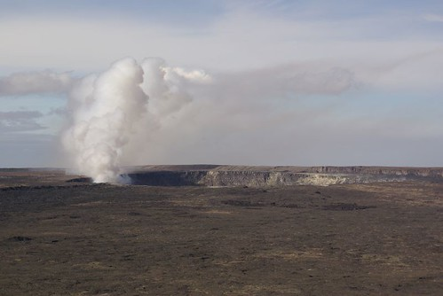 Kilauea and Halema'uma'u
