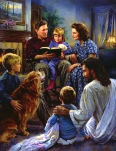 Jesus e a Famìia
