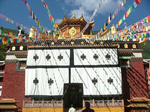 Monestary Entrance