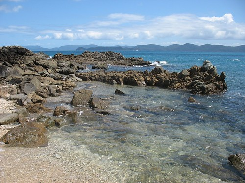 Whitsunday Islands views