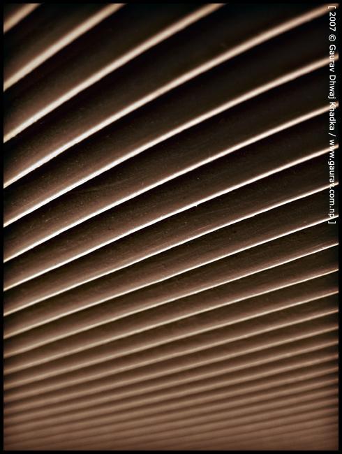 Line abstract III by Gaurav Dhwaj Khadka