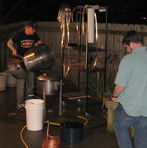 Brewing 3/31/08