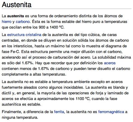 Austenita