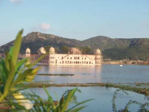 Jal Mahal en Jaipur