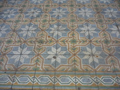 A beautiful tiled floor, Ponce