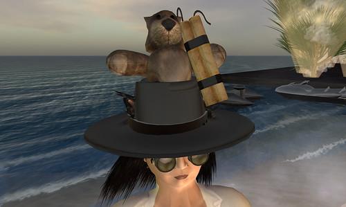 The Teddy Bear Hat