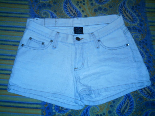 Short Jeans - Frente by Mariana ♪♫