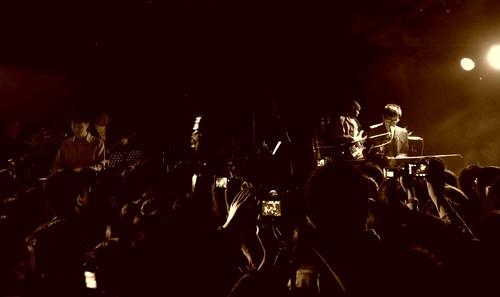 Khalil Fang方大同演唱會@theWall,剛開場