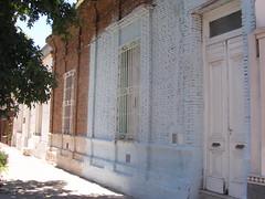 Casa chorizo de Junin, un symbole argentin