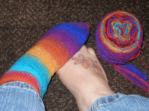 Kureyon Sock #1
