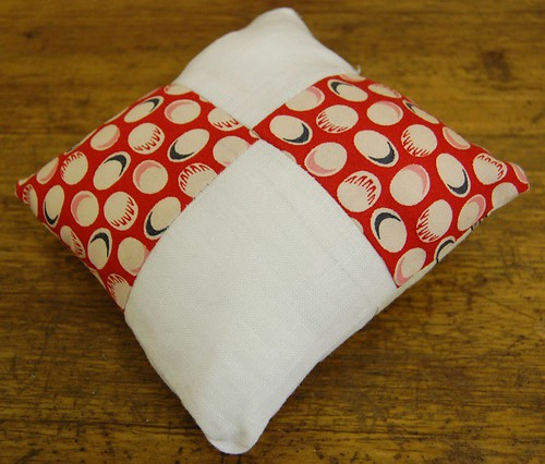 Pincushion Tutorial