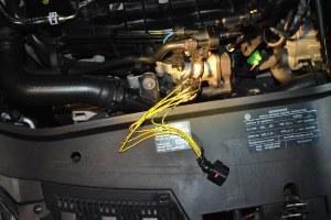 VWVortex  MKV GTI Throttle body wiring harness repair