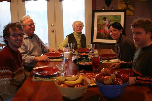 dinner At Artcroft