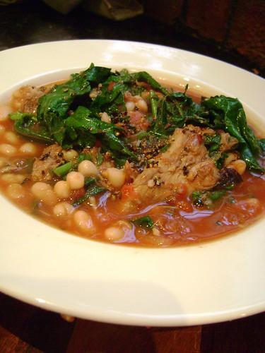 Lamb, Bean & Kale Stew by you.