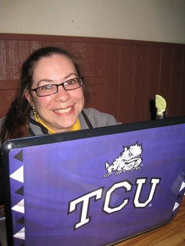 My TCU Girl