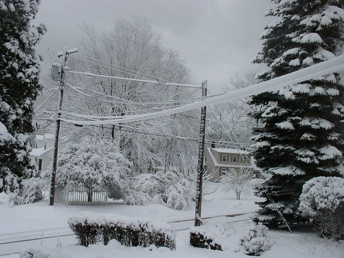 Snowfall's End