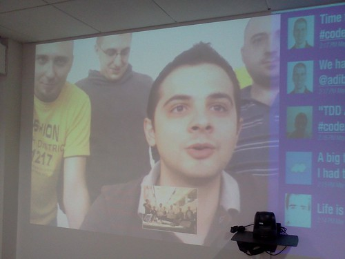 Code Retreat Sheffield - Skype link to Timisoara