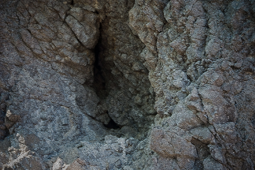 open crevice