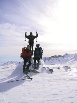 Cumbre Cabeza Nevada