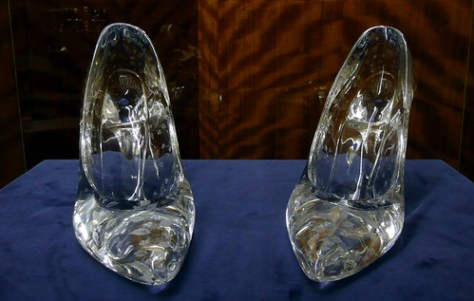 Glass slippers 2