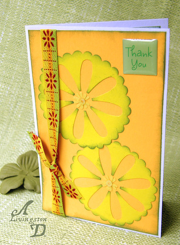 Citrus Thank You