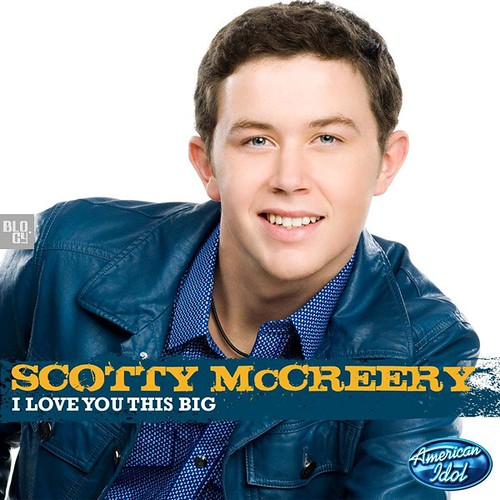 Scotty McCreery - I Love You This Big (American Idol Performance) (Official Single Cover)
