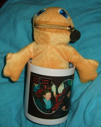 Thorpe Park mug