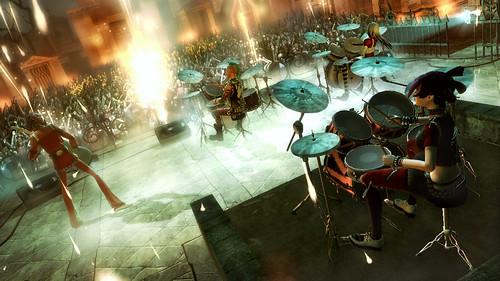 Guitar_Hero_5_Rocking_on_Four_Drums