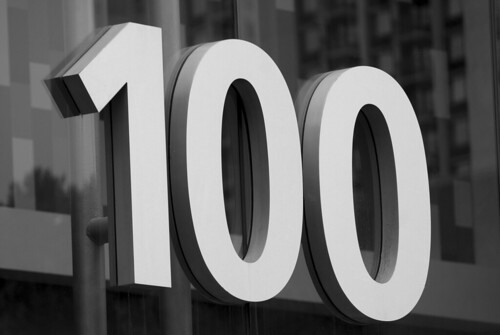 one hundred by Violentz