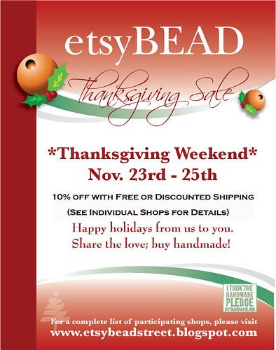 Thanksgiving Sale