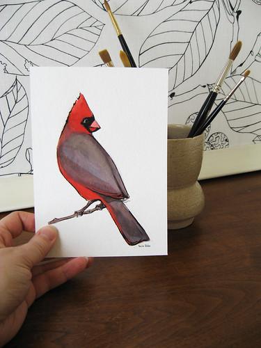 Mr. Cardinal, again.