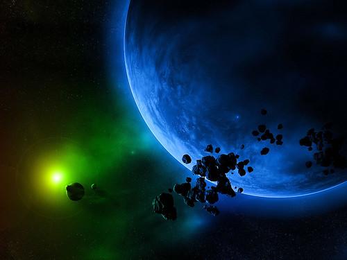 Space Art by Deviantxxx.