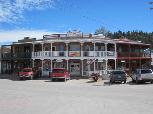 Picture from Cloudcroft, New Mexico