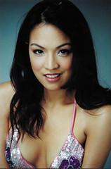 Asian women body painting nude