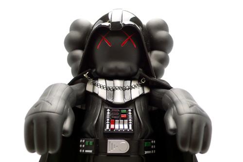 Original Fake Kaws Vader