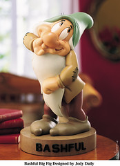 Disney Bashful Big Figure
