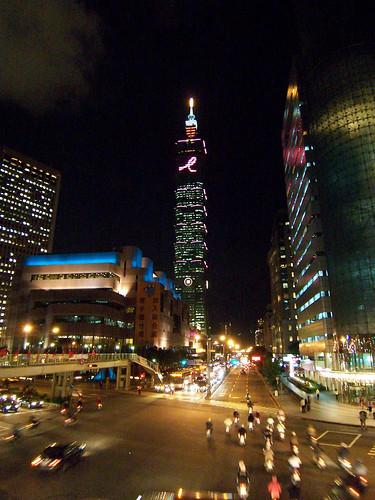 台北的下班時間