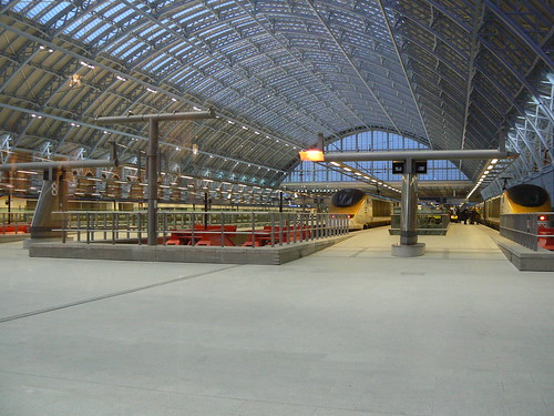 St Pancras International