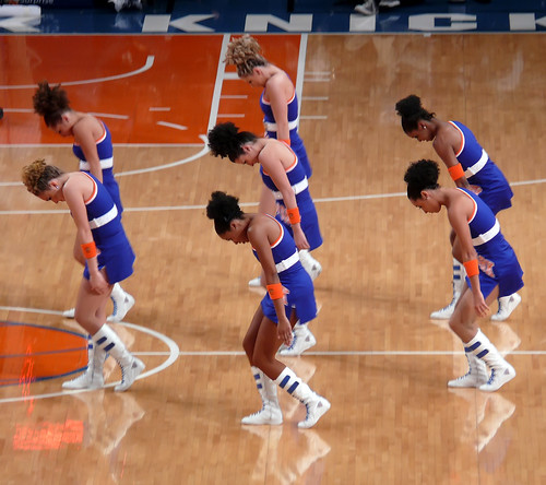 Knicks Cheerleaders