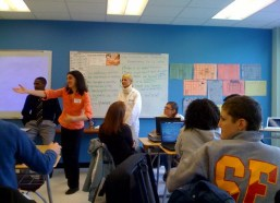 SLA Teachers Rock!