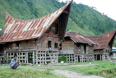 Batak Village by Ben Peters