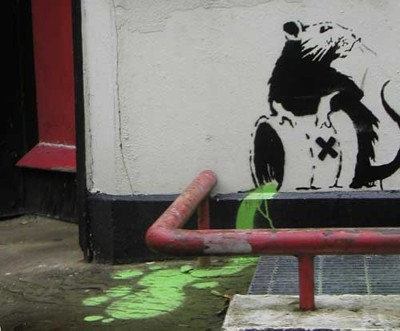 Banksy - Doctors