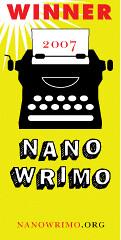 NaNoWriMo Winner!