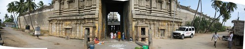 Temple Outer Entrance