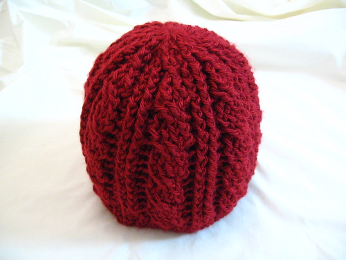 Cable Hat 1