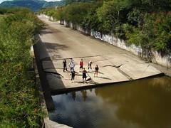 32ª Trilha - Barragem do DNOS - Santa Maria RS - 20.04.2008 por Clube Trekking Santa Maria RS - BRASIL